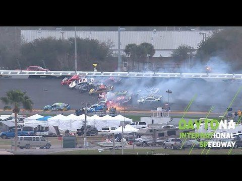 Daytona Clash: el 'Big One'