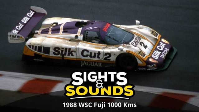 Sights & Sounds: 1000 km del Fuji del 1988