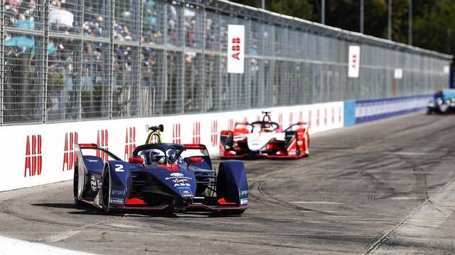 Formula E: highlights dell'ePrix Santiago