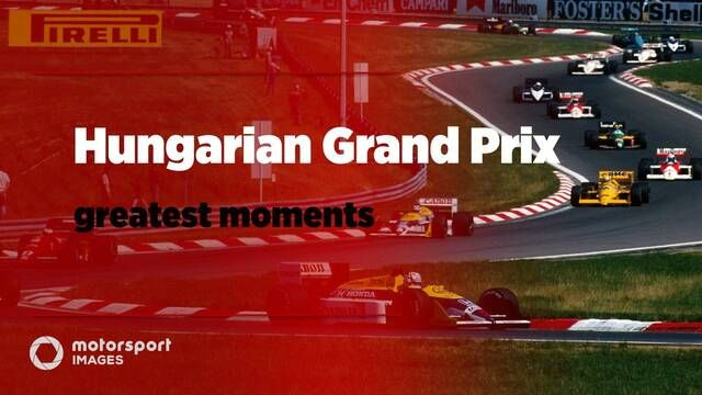Grand Prix Greats – Macaristan GP en iyi anlar