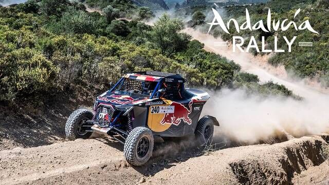 2021 Andalucia Rally Highlights: Stage 4 - SSV