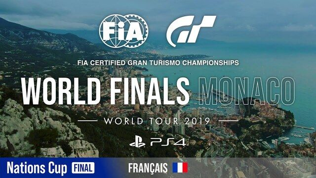 FIA GT Championships 2019 - Nations Cup