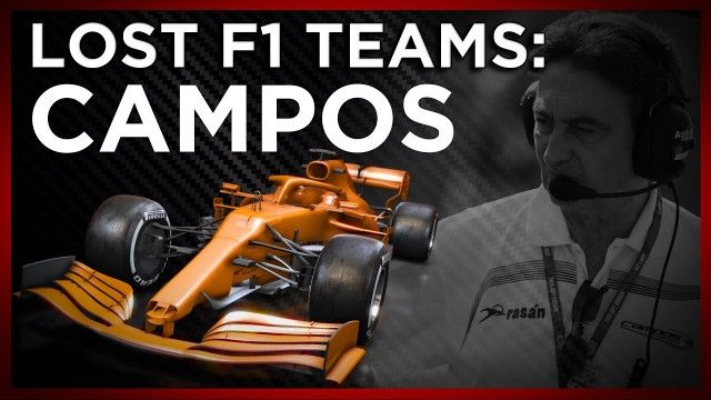 Why Campos Never Made It Into Formula 1