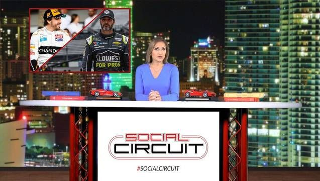 Social Circuit #007 - Don't get salty with Jimmie