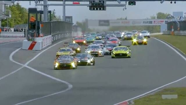 VLN: Start zum 52. Barbarossapreis