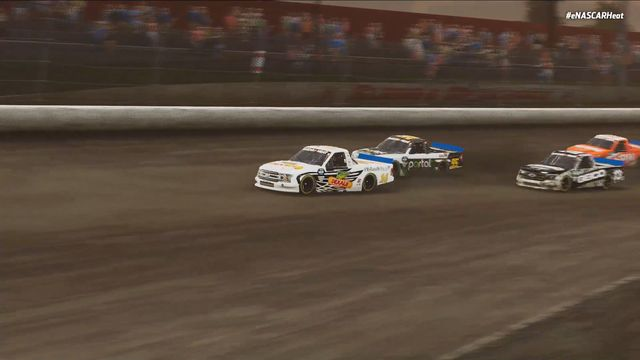 eNHPL PS4 Race Recap: NASCAR Trucks at Eldora Speedway