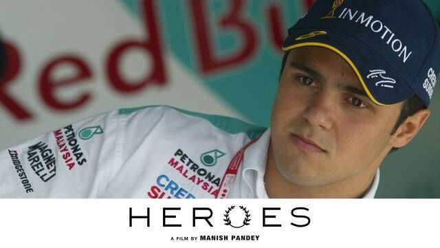 Heroes: Introduction, Felipe Massa