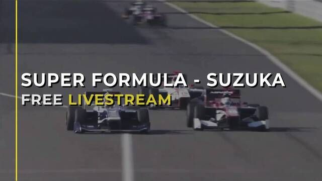 Super Formula vuelve a Motorsport.tv para su final de temporada