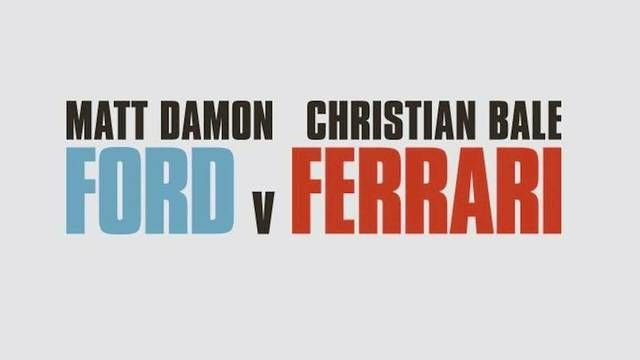 Ford vs Ferrari | Trailer Oficial 2