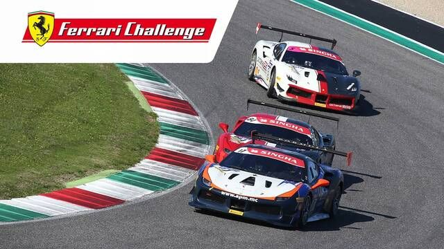 Live: Imola - Coppa Shell - Race 2