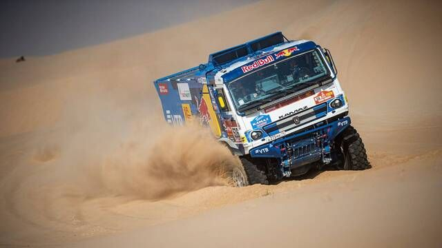 Dakar 2020, Day 10 Trucks: gli highlights