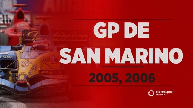 Grand Prix Greats: GP de San Marino 2005