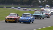 St. Mary's Trophy Highlights at Goodwood Revival, part 2