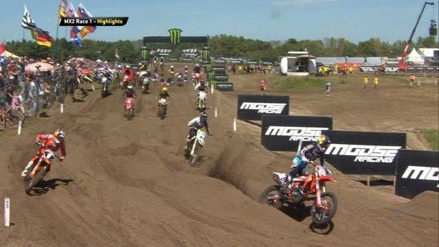 Highlights - MX2 of Belgium