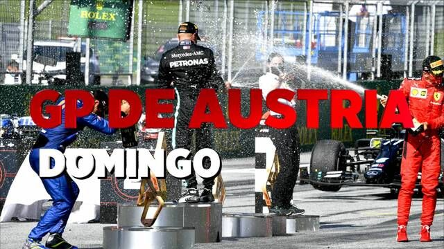 GP de Austria F1 resumen domingo