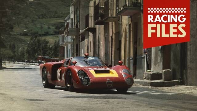 The Origin: Targa Florio & Mille Miglia
