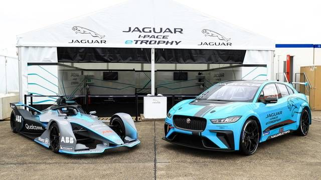Panasonic Jaguar Racing: Innovation Unwrapped - Extreme Performance