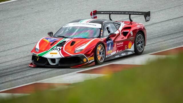 Ferrari Challenge North America - Laguna Seca - Trofeo Pirelli - Race 2 highlights - Ferrari Challenge Videos