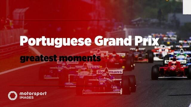 Grand Prix Greats – Portuguese GP best photos - Formula 1 Videos