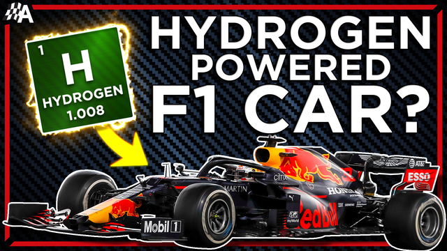 How Hydrogen Power Might Be The Future For Formula 1 Cars - Formula 1 Videos