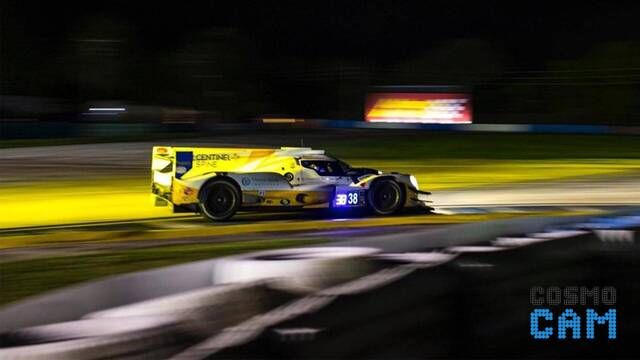 12 Hours of Sebring: Night Practice 2