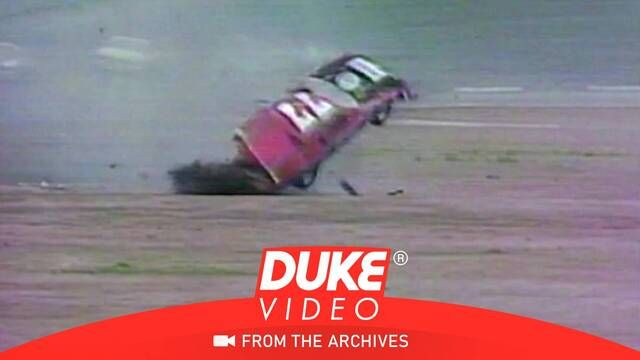 1981 Daytona 500: John Anderson's horrible crash