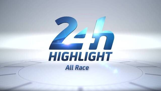 2020 24 Hours of Le Mans Highlights: 23 hours