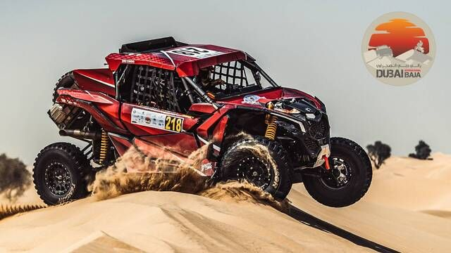 2021 Dubai International Baja - Scrutineering