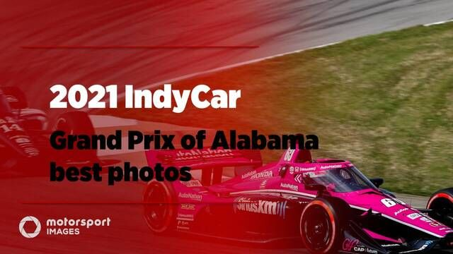 2021 IndyCar Grand Prix of Alabama best photos