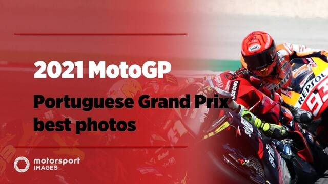 2021 MotoGP Portuguese Grand Prix best photos