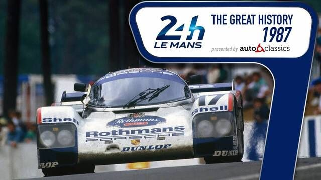 24 Hours of Le Mans - 1987