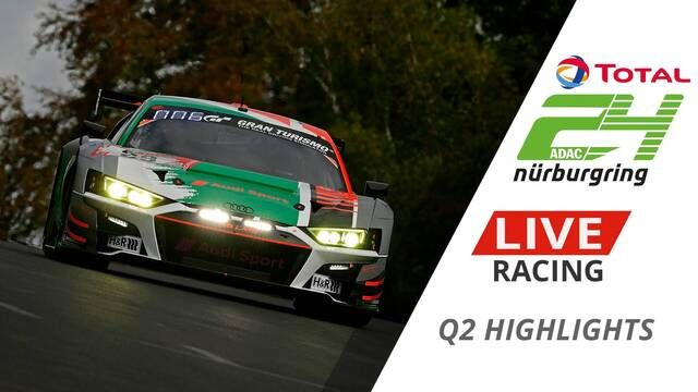 24h Nurburgring - Qualifying 2 Highlights