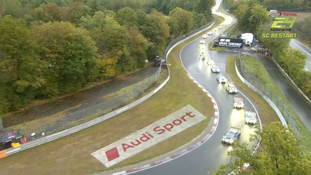 24h Nurburgring - Restart