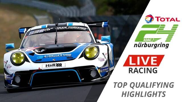 24h du Nürburgring : les temps forts du Top Qualification