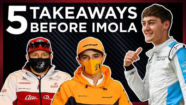 5 Takeaways From Imola on Friday