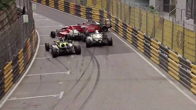 67th Macau Grand Prix - Formula 4 Macau Grand Prix - Qualifying Race highlights