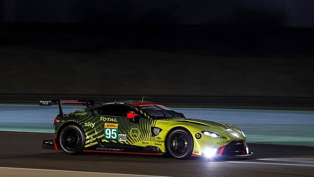 8h Bahrain: Highlights Qualifying