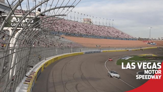 AJ Allmendinger hits the jackpot at Vegas
