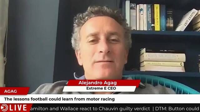 Alejandro Agag on what football can learn from Motorsport
