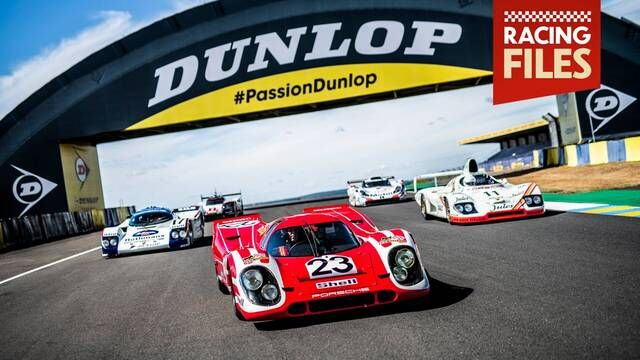 All Le Mans 24 hour-winning cars