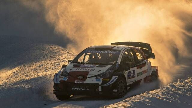 Arctic Rally Finland : les temps forts de la Power Stage