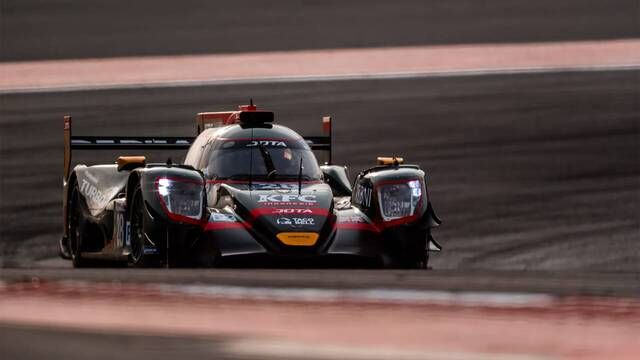 Asian Le Mans Series : les temps forts de Dubaï