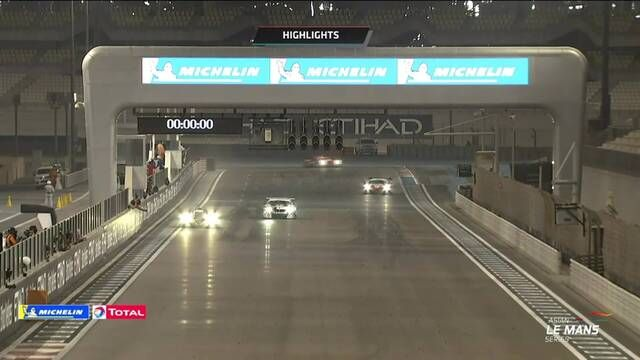 Asian Le Mans Series: Round 3 - Abu Dhabi full race highlights