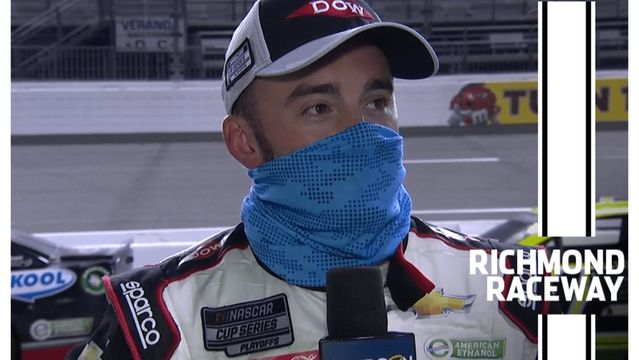 Austin Dillon after top-five finish at Richmond: 'I hope they keep doubting us'