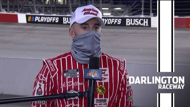 Austin Dillon confident after solid Darlington finish