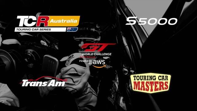 Australian Racing Series on Motorsport.tv announcement