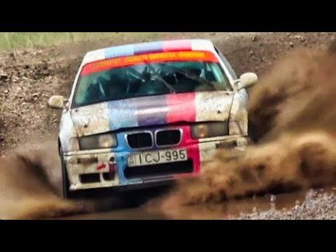Best of BMW E36 Rally Cars