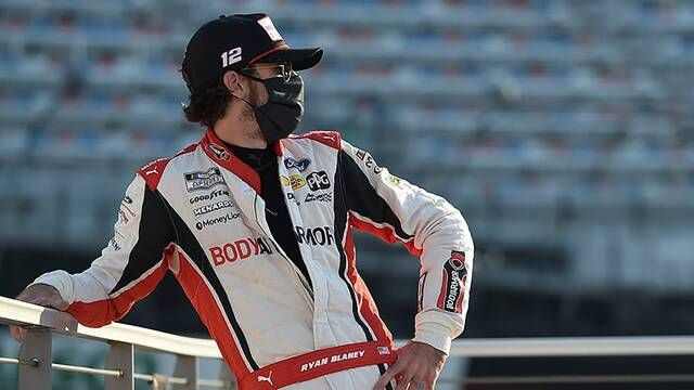 Blaney: 'I caution those in front of me' at Bristol