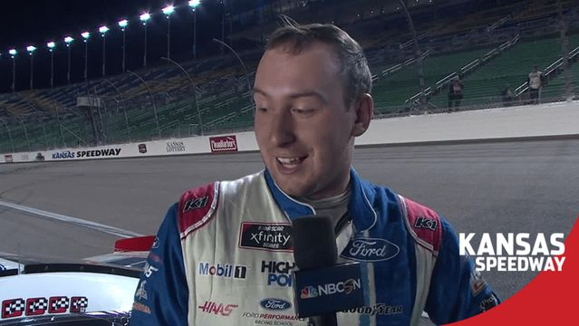 Briscoe after Kansas win: 'I want to take this car to Phoenix'