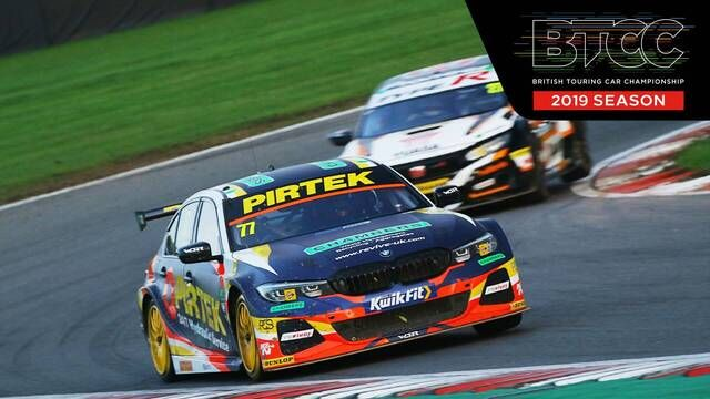 BTCC: Brands Hatch - Race 28 in 90 seconds